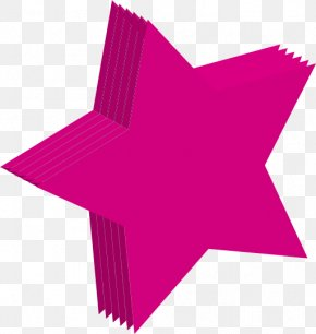 Star 3d - Geometry Three-dimensional Space Star Polygon Clip Art PNG