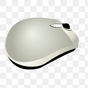 Textured Gray Computer Mouse - Computer Mouse Computer File PNG