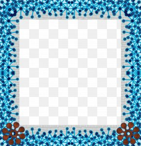 Flower Frame - Picture Frame Window PNG