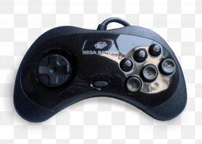 Gamepad - Sega Saturn PlayStation 3 Super Nintendo Entertainment System Mega Drive PNG