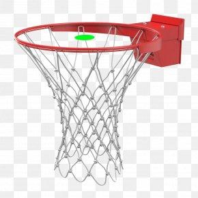 Basketball - Basketball NBA Spalding Breakaway Rim PNG
