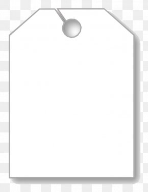 Blank Tag Photos - Paper Car White Swing Tag Mirror PNG