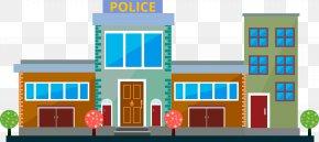 Vector Police - Police Station Police Officer Clip Art PNG