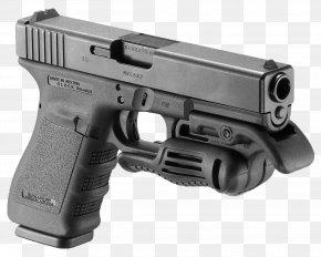 Weapon - Glock Ges.m.b.H. Picatinny Rail Weapon Gun Holsters PNG