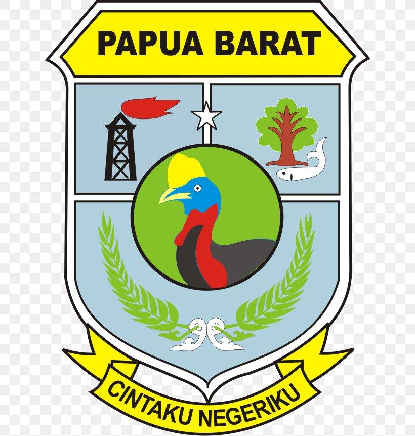 Manokwari Lambang Papua Barat Provinces Of Indonesia Information Png 644x861px Manokwari Area Artwork Beak Grass Download