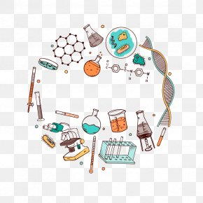Vector Science - Paper Science Sticker Technology Knowledge PNG