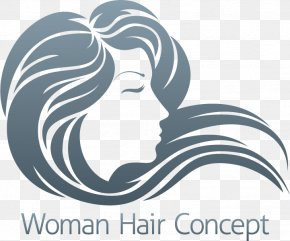 Creative Hair Logo - Comb Beauty Parlour Hairstyle Hairdresser PNG