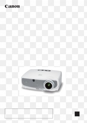 Multimedia Projector - Output Device LCD Projector Electronics Multimedia PNG