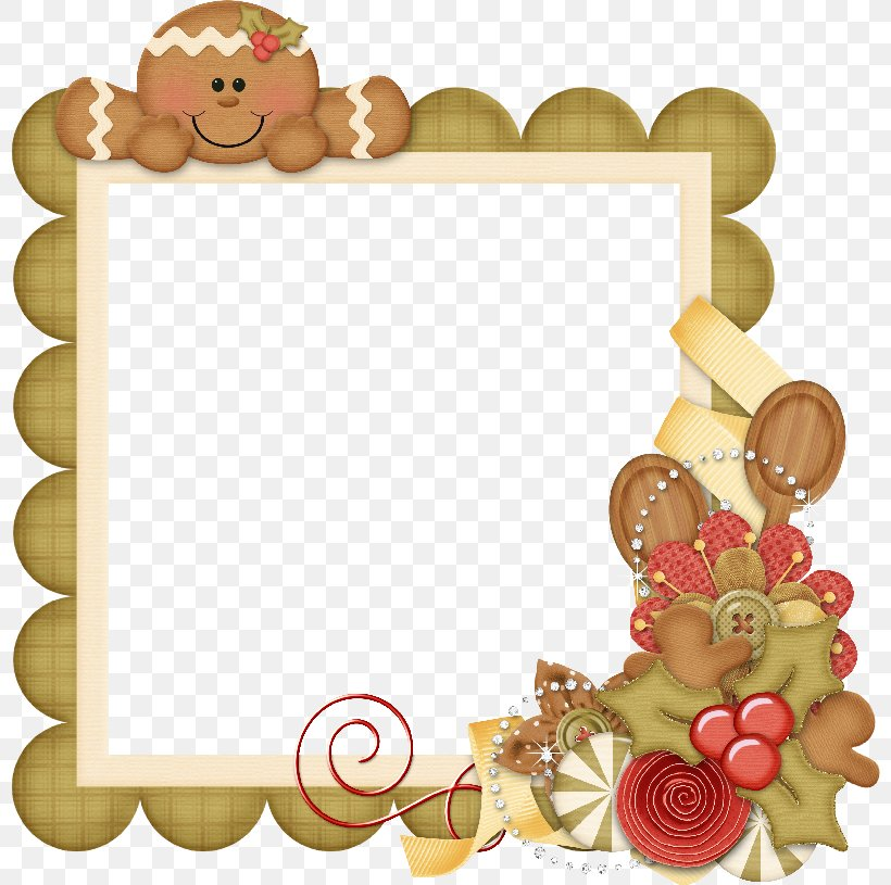 The Gingerbread Man Gingerbread House Clip Art Png