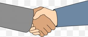 Microsoft Teamwork Cliparts - Handshake Free Content Clip Art PNG