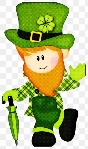 Costume Accessory Plant - St Patricks Day Hat PNG