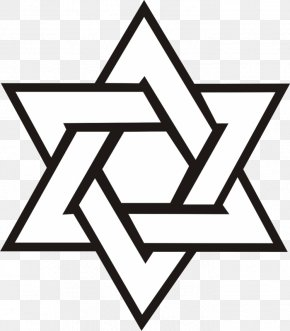 Star Of David - Star Of David Judaism Hexagram Design Star Polygons In Art And Culture PNG