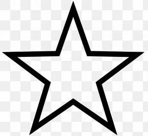 Star - Star Polygon PNG