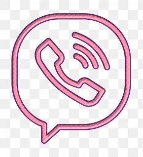 Symbol Viber Icon - Brand Icon Logo Icon Network Icon PNG