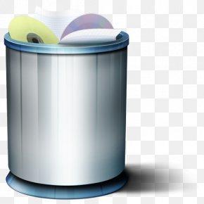 Trash Can - Trash Rubbish Bins & Waste Paper Baskets PNG
