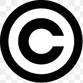 Click - Copyright Creative Commons License PNG