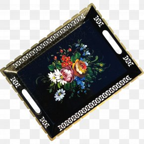 Hand-painted Flowers Picture Material - Electronics PNG