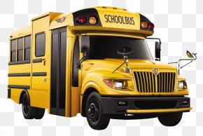 School Bus - School Bus Vehicle Tracking System GPS Tracking Unit PNG