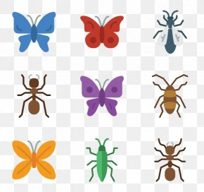 Insect - Insect Butterfly Clip Art PNG