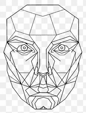Facial - Golden Ratio Face Mathematics Decagon PNG