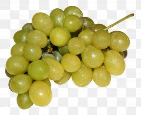 Grapes - Sultana Grape Fruit PNG