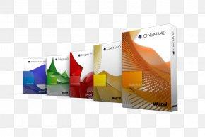 Cinema 4d Logo - Cinema 4D SIGGRAPH 3D Computer Graphics 4D Film Rendering PNG