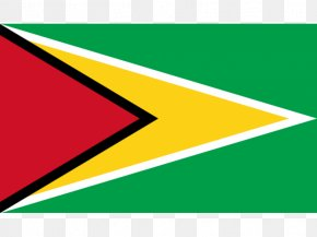 Flag - Flag Of Guyana National Flag Gallery Of Sovereign State Flags PNG