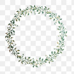 Flower Wreath - Picture Frames PNG