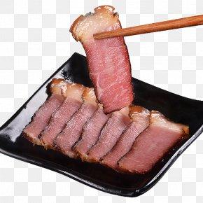 Chopsticks Ham - Sausage Ham Domestic Pig Roast Beef Sirloin Steak PNG