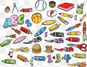 School - School Clip Art PNG