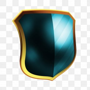 Blue Shield HD Clips - Shield Download PNG