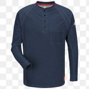 T-shirt - Long-sleeved T-shirt Hoodie Henley Shirt PNG