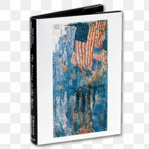 United States - The Avenue In The Rain United States Painting Work Of Art PNG