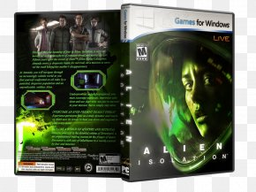Technology - Alien: Isolation Xbox 360 PlayStation 3 Xbox One Technology PNG