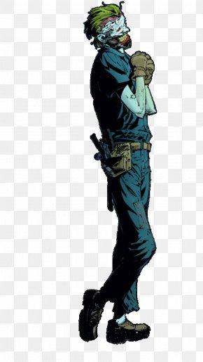 Joker - Joker Superman Batman Vol. 3: Death Of The Family Batgirl PNG