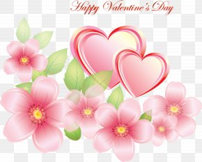 Valentine's Day - Valentine's Day Greeting & Note Cards Vector PNG