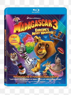 Dvd - Blu-ray Disc Madagascar Digital Copy DVD Film PNG