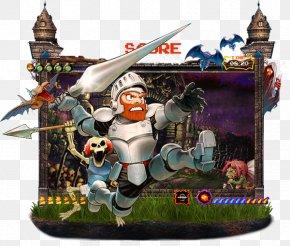 Ghost And Goblins - Ghosts 'n Goblins Ghouls 'n Ghosts Video Game Arcade Game PNG