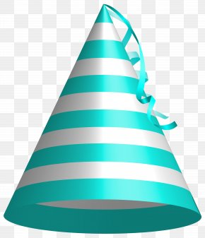 Party Hat Clipart Image - Party Hat Birthday Clip Art PNG
