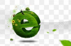 Internet Green Grass Texture E - Digital Marketing Online Advertising Internet PNG