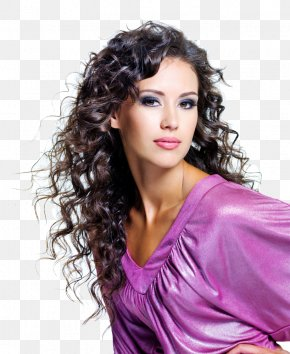 Curly - Hair Iron Hairstyle Artificial Hair Integrations Ripple PNG