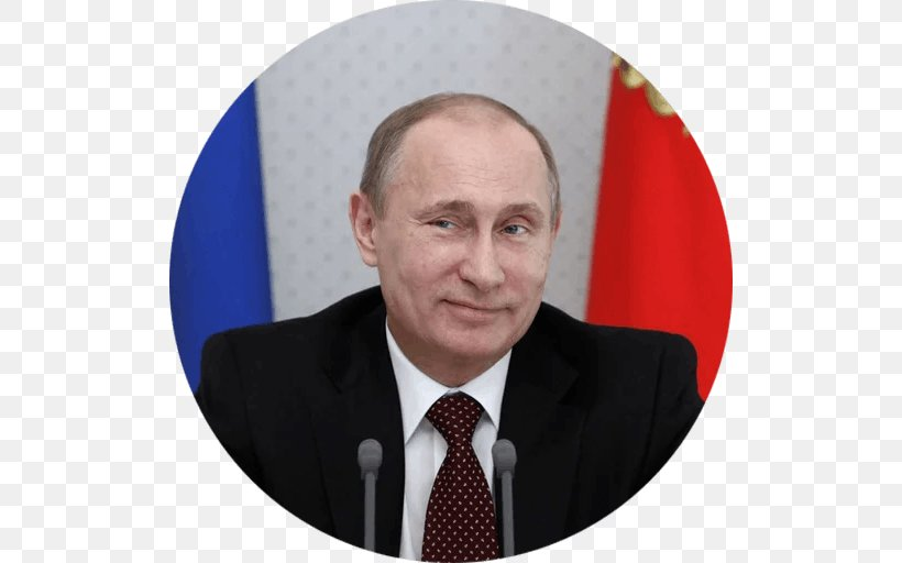 Vladimir Putin President Of Russia United States, PNG, 512x512px, Vladimir Putin, Businessperson, Elder, Gentleman, Official Download Free