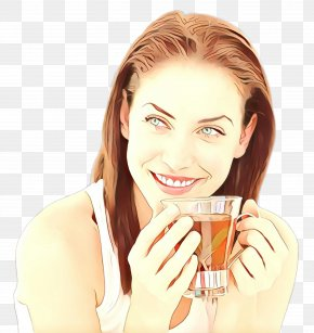 Lip Cheek - Face Skin Facial Expression Drinking Beauty PNG
