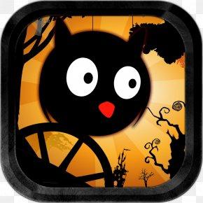 Cat - Cat Snout Halloween Party Font PNG