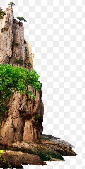 Mountain Peak - Download Mountain 3D Modeling PNG