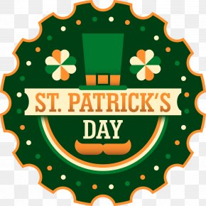 St. Patrick's Day Icon - Ireland Saint Patricks Day Banner PNG