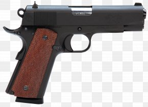 25 Cal Auto Pistols - Trigger Browning Arms Company Firearm M1911 Pistol PNG