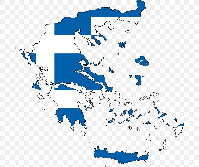 Flag Of Greece World Map, PNG, 698x688px, Greece, Area ...