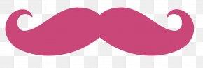Mustach - Magenta Purple Pink Violet Maroon PNG