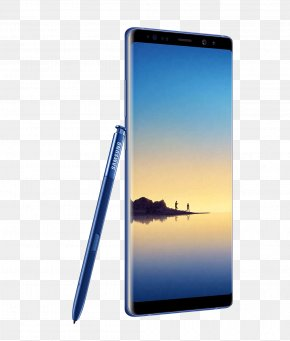 Samsung Note 8 - Samsung Galaxy S8 Telephone LTE Android PNG
